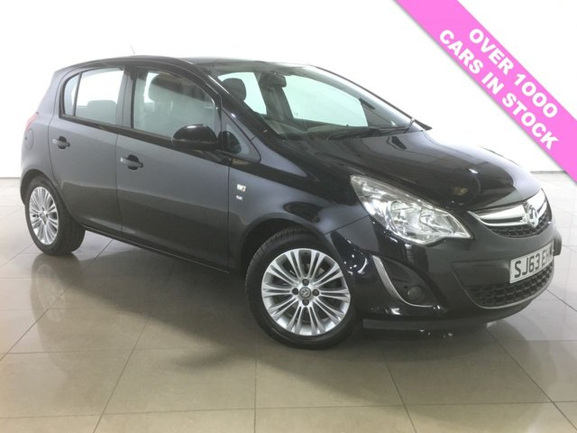 View our 2013 63 VAUXHALL CORSA 1.2 SE 5d 83 BHP