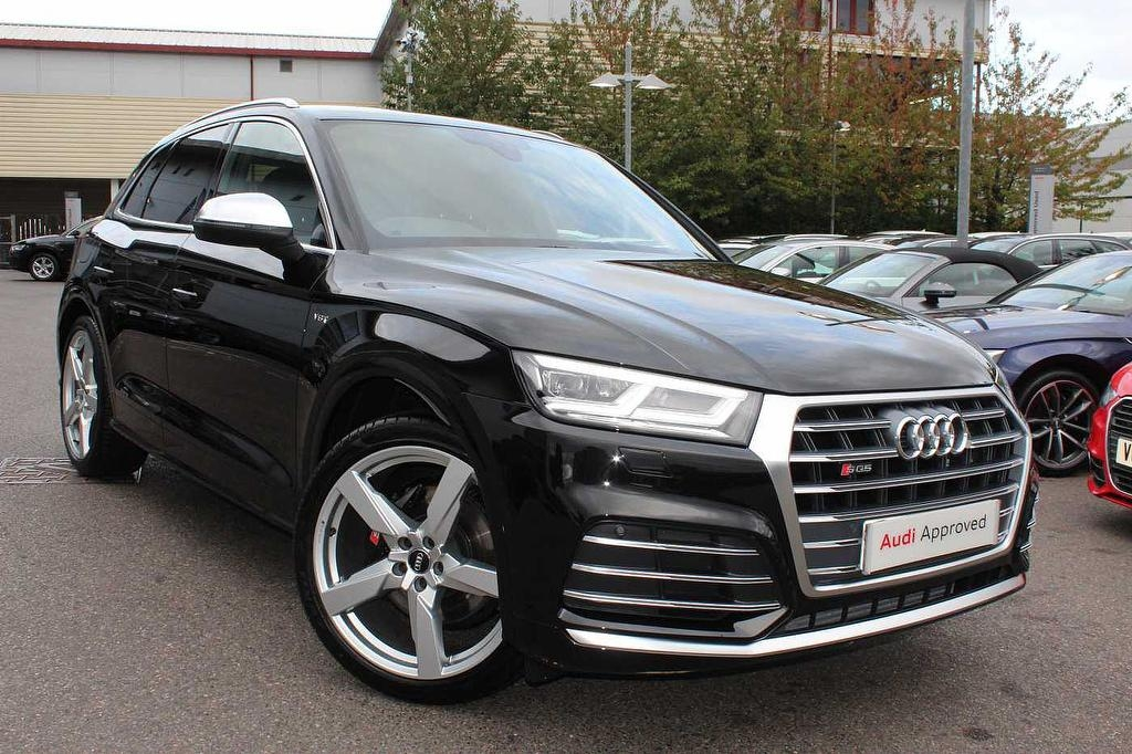 View our 2018 AUDI SQ5 3.0 TFSI quattro 354 PS tiptronic 5dr