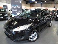 2015 FORD FIESTA 1.2 ZETEC 3d 81 BHP £6290.00