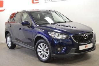 2012 MAZDA CX-5 2.2 D SE-L NAV 5d 148 BHP £8995.00