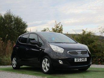 2011 KIA VENGA 1.6 3 5d AUTO 123 BHP £5490.00