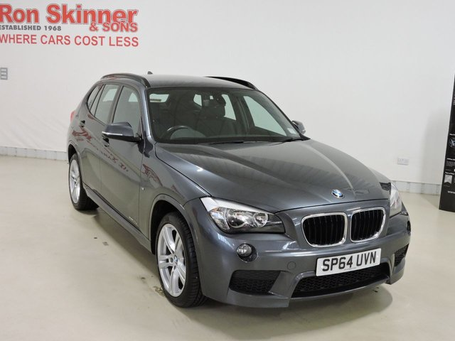 View our 2014 64 BMW X1 2.0 XDRIVE20D M SPORT 5d 181 BHP