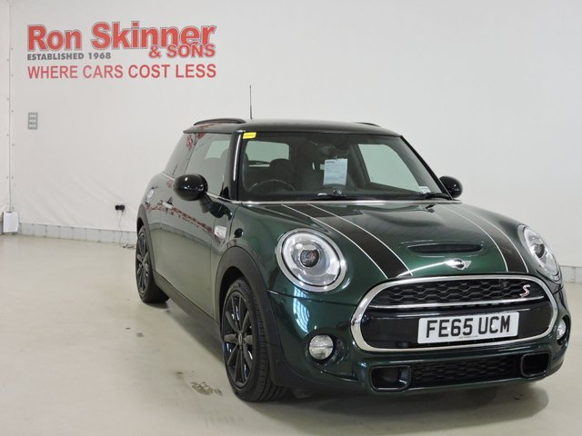 View our 2015 65 MINI HATCH COOPER 2.0 COOPER SD 3d 168 BHP with CHILI Pack
