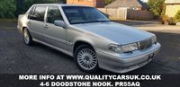 USED 1997 R VOLVO S90 3.0 Royal RARE CAR LOW MILEAGE! SECURE IT WITH A DEPOSIT TODAY!!