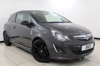USED 2014 64 VAUXHALL CORSA 1.2 LIMITED EDITION 3DR 83 BHP Full Service History FULL SERVICE HISTORY + CRUISE CONTROL + MULTI FUNCTION WHEEL + AIR CONDITIONING + RADIO/CD/AUX + ELECTRIC WINDOWS + 17 INCH ALLOY WHEELS