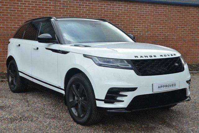 View our 2018 18 LAND ROVER RANGE ROVER VELAR Land Rover Range Rover Velar D180 R-Dynamic S 5dr