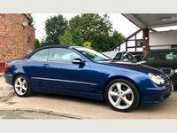 USED 2004 04 MERCEDES-BENZ CLK 5.0 CLK500 ELEGANCE 2d AUTO 302 BHP