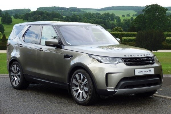 View our 2017 17 LAND ROVER DISCOVERY 3.0 TD6 HSE 5dr Auto