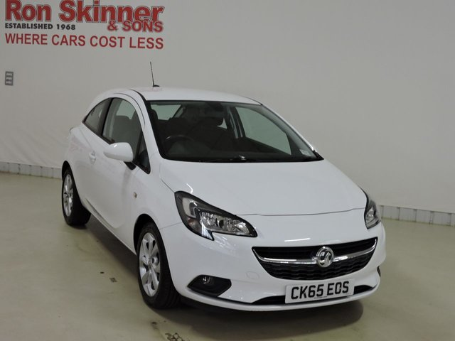 View our 2015 65 VAUXHALL CORSA 1.2 ENERGY AC 3d 69 BHP