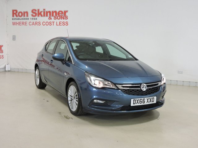 View our 2016 66 VAUXHALL ASTRA (3)      1.4 ELITE 5d 148 BHP