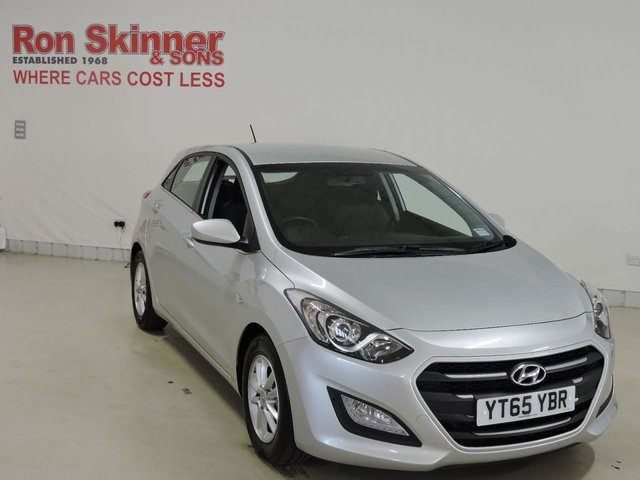 View our 2015 65 HYUNDAI I30 (94) 1.6 CRDI SE BLUE DRIVE 5d 109 BHP