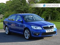 2011 SKODA OCTAVIA 2.0 VRS TDI CR 5d 170 BHP £9495.00
