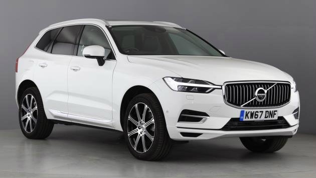 View our 2017 67 VOLVO XC60 2.0 T8 TWIN ENGINE INSCRIPTION PRO AWD 5d AUTO 402 BHP