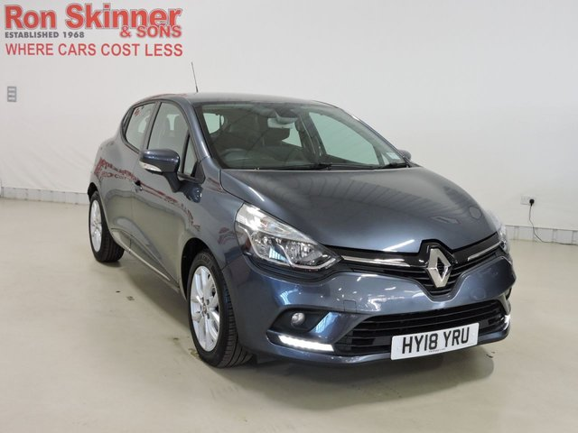 View our 2018 18 RENAULT CLIO 0.9 DYNAMIQUE NAV TCE 5d 89 BHP
