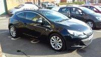 2015 VAUXHALL ASTRA 2.0 GTC SRI CDTI 3d AUTO 162 BHP £8795.00