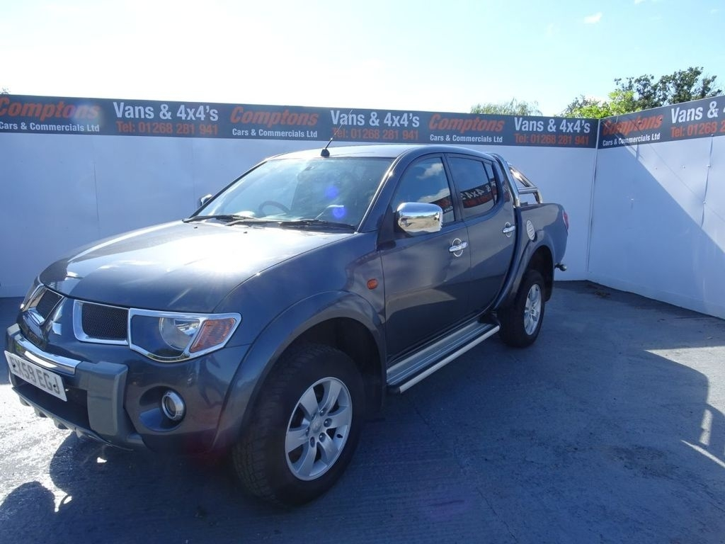 View our 2009 59 MITSUBISHI L200  raging bull RAGING BULL