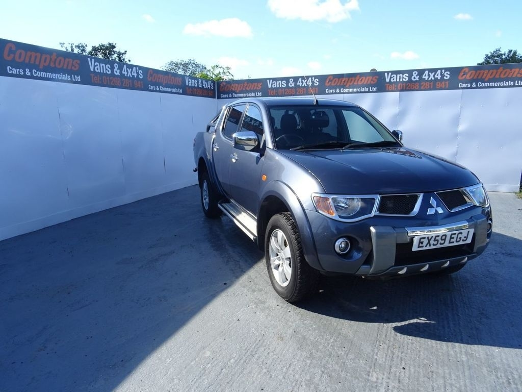 MITSUBISHI L200 at Click Motors