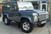 2014 LAND ROVER DEFENDER 2.2 TD XS STATION WAGON 1d 122 BHP £31950.00