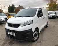 USED 2017 17 PEUGEOT EXPERT 2.0 BLUE HDI PROFESSIONAL STANDARD 1d 120 BHP low mileage nearly new van!!