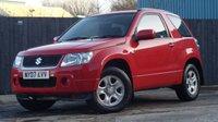 2007 SUZUKI GRAND VITARA 1.6 VVT 3d 105 BHP £2600.00