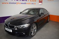 USED 2014 14 BMW 4 SERIES 2.0 420D XDRIVE M SPORT GRAN COUPE 4d 181 BHP