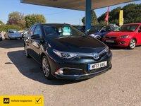 2017 TOYOTA AURIS 1.8 VVT-I EXCEL TSS 5d AUTO 99 BHP £17999.00