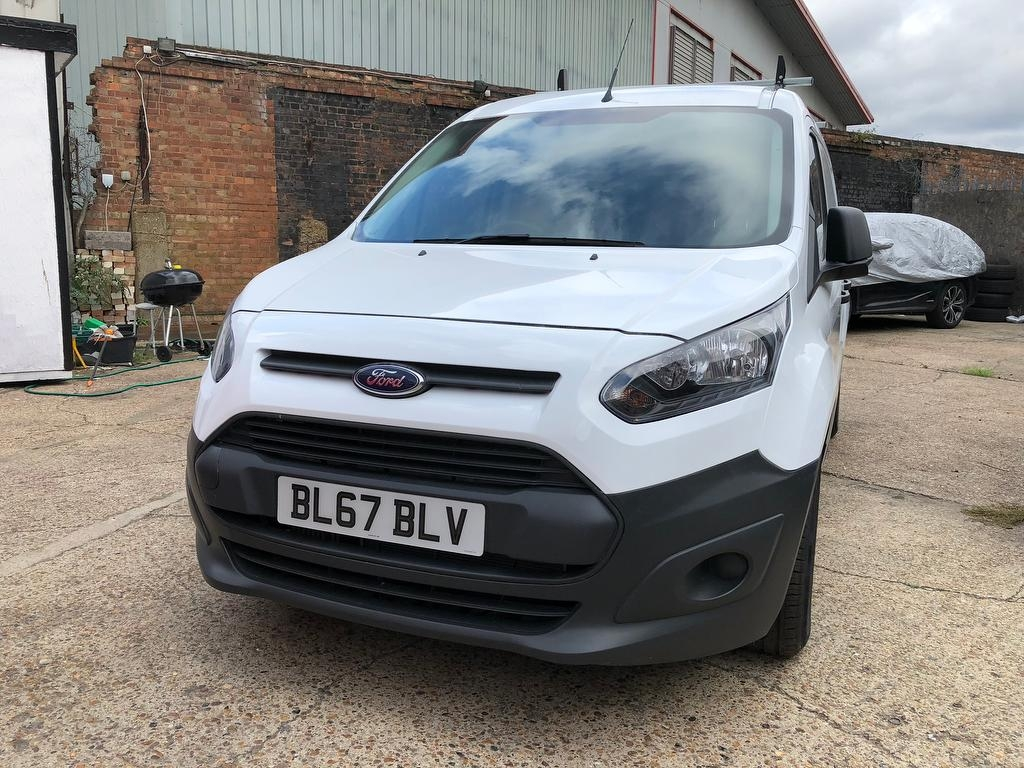 View our 2018 67 FORD TRANSIT CONNECT 1.5 TDCi L2 240 Panel Van 5dr (EU6)