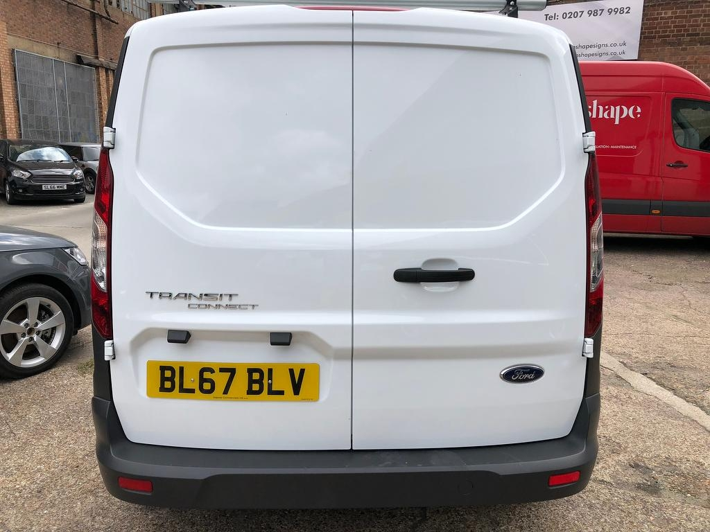 FORD TRANSIT CONNECT at Click Motors