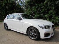 2015 BMW 1 SERIES 3.0 M135I 3d 322 BHP £18995.00
