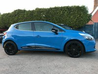 2015 RENAULT CLIO 1.5 DCI DYNAMIQUE S SAT NAV 5d , WITH A VERY LOW 13,000 MILES AND ONE OWNER  £8000.00