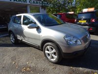 USED 2009 09 NISSAN QASHQAI 1.5 ACENTA DCI 5d 105 BHP Please note that this is a private sale on behalf of Toat Hill Tyres next door and therefore does not come with a warranty.
