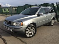 2011 VOLVO XC90 2.4 D5 EXECUTIVE AWD 5d AUTO 200 BHP 7 SEATER SAT NAV LEATHER FSH £12490.00