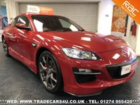 USED 2009 09 MAZDA RX-8 2.6 R3 4 DOOR 6 SPEED MANUAL VELOCITY RED UK DELIVERY* RAC APPROVED* FINANCE ARRANGED* PART EX