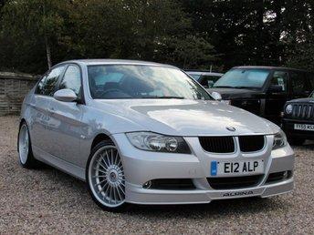 2008 BMW ALPINA D3 2.0 4dr Diesel £9000.00