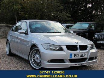 2008 BMW ALPINA D3 2.0 4dr Diesel £7450.00