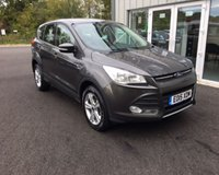 USED 2015 15 FORD KUGA 2.0 TDCI ZETEC 150 BHP THIS VEHICLE IS AT SITE 2 - TO VIEW CALL US ON 01903 323333