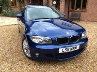 2011 BMW 1 SERIES 2.0 118D M SPORT 5d 141 BHP FSH NEW MOT £7000.00