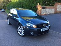 2009 VOLKSWAGEN GOLF 2.0 GT TDI 5d 138 BHP PLEASE CALL TO VIEW £7450.00