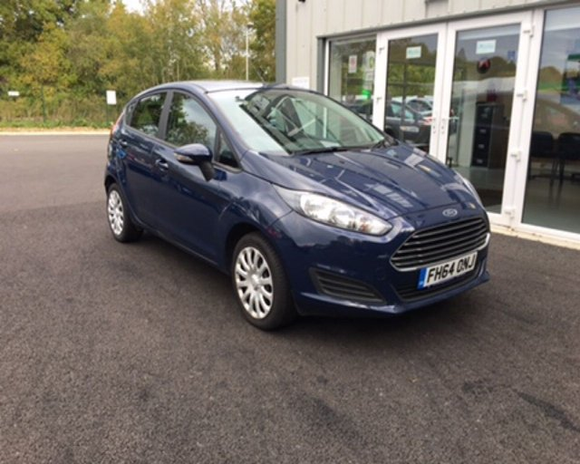 2015 64 FORD FIESTA 1.25 STYLE
