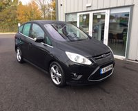 USED 2014 14 FORD C-MAX 1.0 TITANIUM X ECOBOOST 125 BHP THIS VEHICLE IS AT SITE 1 - TO VIEW CALL US ON 01903 892224