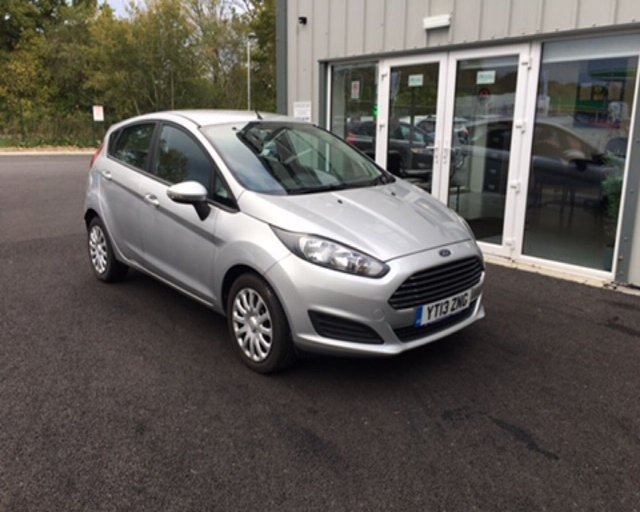 2013 13 FORD FIESTA 1.5 TDCI STYLE (75ps)