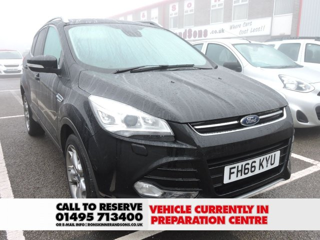 View our 2016 66 FORD KUGA 2.0 TITANIUM X SPORT TDCI 5d 177 BHP with Appearance Pack + 19in Alloys