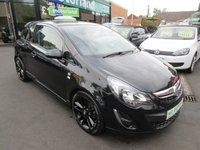 USED 2013 13 VAUXHALL CORSA 1.2 LIMITED EDITION 3d 83 BHP **FULL SERVICE HISTORY..JUST ARRIVED..BUY NOW PAY LATER FINANCE AVAILABLE..