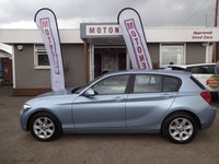USED 2013 13 BMW 1 SERIES 2.0 116D ES 5DR HATCHBACK 114 BHP+++£20 ROAD TAX+++ ++++BUY NOW PAY NEXT JANUARY 2019++