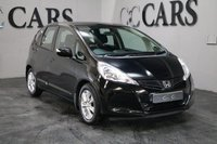 USED 2012 62 HONDA JAZZ 1.3 I-VTEC ES 5d 98 BHP ONE OWNER FULL HONDA MAIN DEALER SERVICE HISTORY AIR CONDITIONING A SUPERB EXAMPLE OF THIS POPULAR HATCHBACK WITH LEGENDARY RELIABILTY