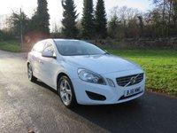 2011 VOLVO V60 2.0 D3 SE 5d 161 BHP £7690.00