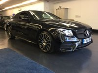 2018 MERCEDES-BENZ E CLASS 2.0 E 300 AMG LINE PREMIUM PLUS 2d AUTO 241 BHP £SOLD