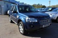 2010 LAND ROVER FREELANDER 2.2 TD4 E GS 5d 159 BHP £8495.00