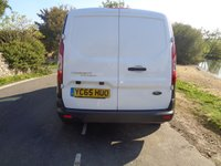 USED 2015 65 FORD TRANSIT CONNECT 1.6 210 P/V 1d 94 BHP PANEL VAN