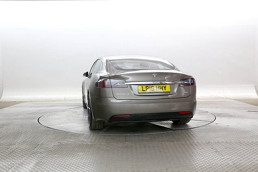 TESLA MODEL S at Click Motors